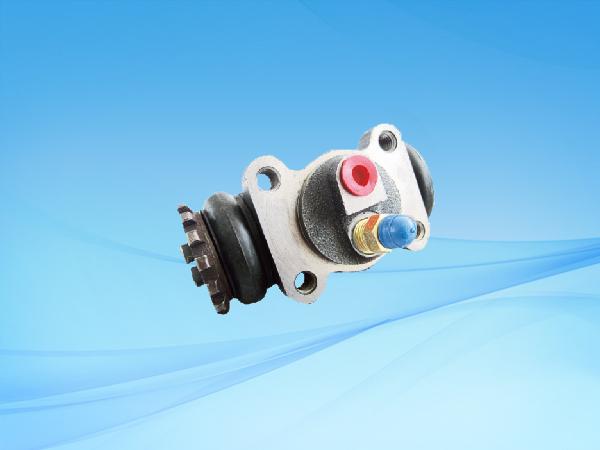 制动分泵CA1049后(左上、左下、右上、右下)